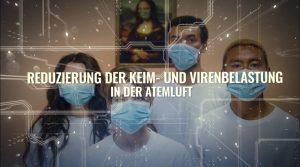 Virenfreie Raumluft